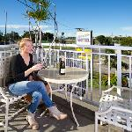  Sundale Motel Balcony