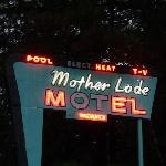 Kitschy neon sign says it all. Credit Barbara L Steinberg 2011