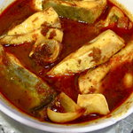  assam pomfret with vegetables