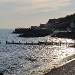  Coastal path from Bonchurch to Ventnor