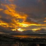 Sunset in Nairn