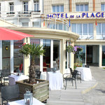 Hotel de la Plage Dieppe