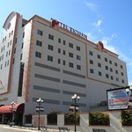 HOTEL TICUAN NICEST AND NEWEST HOTEL IN TIJUANA