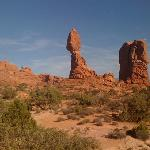 Balancing Rock, Arches National Park