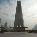 Heroe's monument: front ground view
