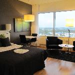 Sky Hotel Apartments Linkoping Foto