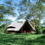 Foto di Malewa Wildlife Lodge