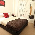 Luxurious and comfortable bedrooms in the heart of Exeter
