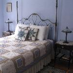"One of our rooms ""Larkspur"""
