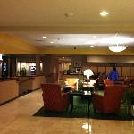 Φωτογραφία: Courtyard by Marriott Memphis Airport