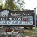 Fort Nelson Heritage Museum Foto