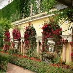 Spanish Garden at Villa Rothschild