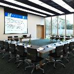  Moller Centre meeting room in Study Centre