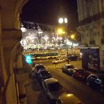 View of Gare de Lyon from Room 14