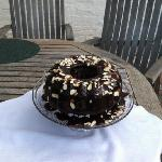 Lani's super chocolate cake!