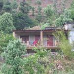View of the homestay
