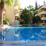 Pool at Keskin Hotel