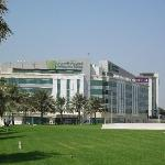 Foto van Holiday Inn Express Dubai Airport