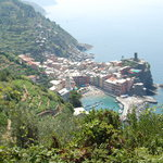 Cinque Terra trails