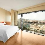 Four Points by Sheraton Barcelona Diagonal - Comfort Room