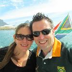Catamaran tour of V&A Waterfront
