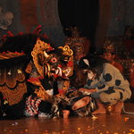 Legong and Barong Waksirsa Dance