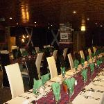 Restaurant all set for Burns Night Supper