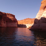 Boat tour Lake Powell Antelope Canyon