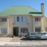 Hermanus Backpackers resmi