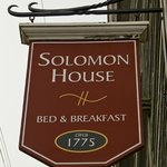 1775 Solomon House Bed and Breakfast Foto