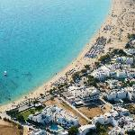 Liana Hotel and Agios Prokopios Beach!