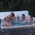 Foto de Dolphin Lodge Backpackers