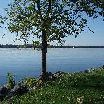 Onondaga Lake - nice to visit -10 min from hotel