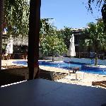  piscina de manha