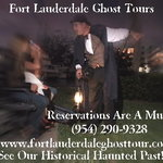 Fort Lauderdale Ghost Tour