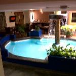  restaurant y jacuzzi