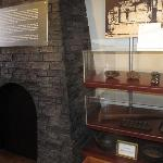 Iron ore production history room