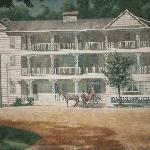  Painting of the Jarrett House