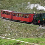Steam in the Mountain