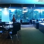 Panoramic shot of The River Bistro, formerly Maro's