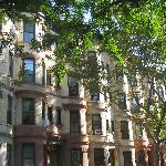 Brownstones in Parkslope