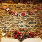 Candy Bar area in The Country Barn