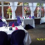  conservatory - seats upto 25, ideal for private dining