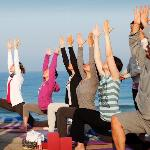  Yoga am Strand El Palmar