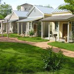 Photo of Fredericksburg Herb Farm - Sunday Haus Cottages