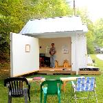 Foto de Tumbling Waters Campground