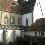 Abbey Church from cloister
