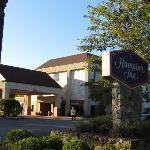 Hampton Inn Franklin resmi