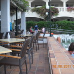 hotel diamant junior-zona piscina