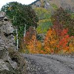 4wd road near Ouray